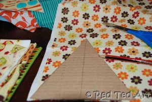 How to…make No-Sew Bunting! - Joanne Dewberry