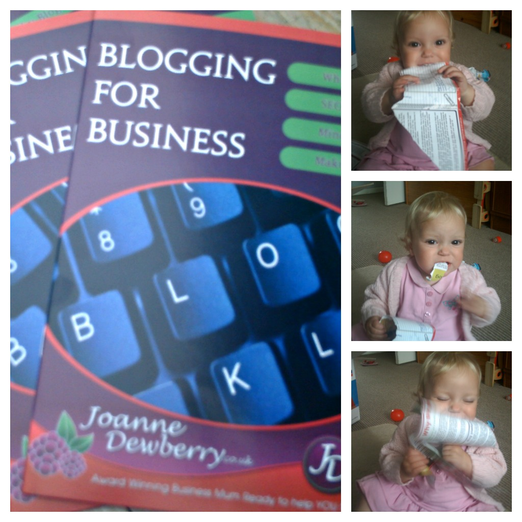 blogging for business booklet