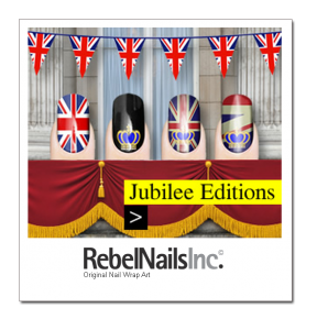 Jubilee Edition Nail Wraps