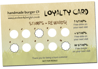 Rewarding Loyalty Joanne Dewberry
