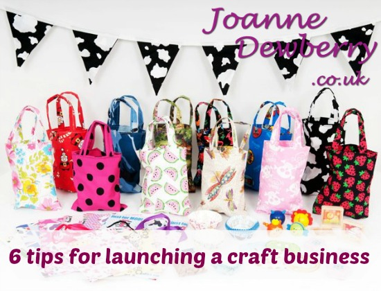 craft business tips