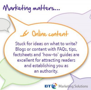 BT Marketing Solutions