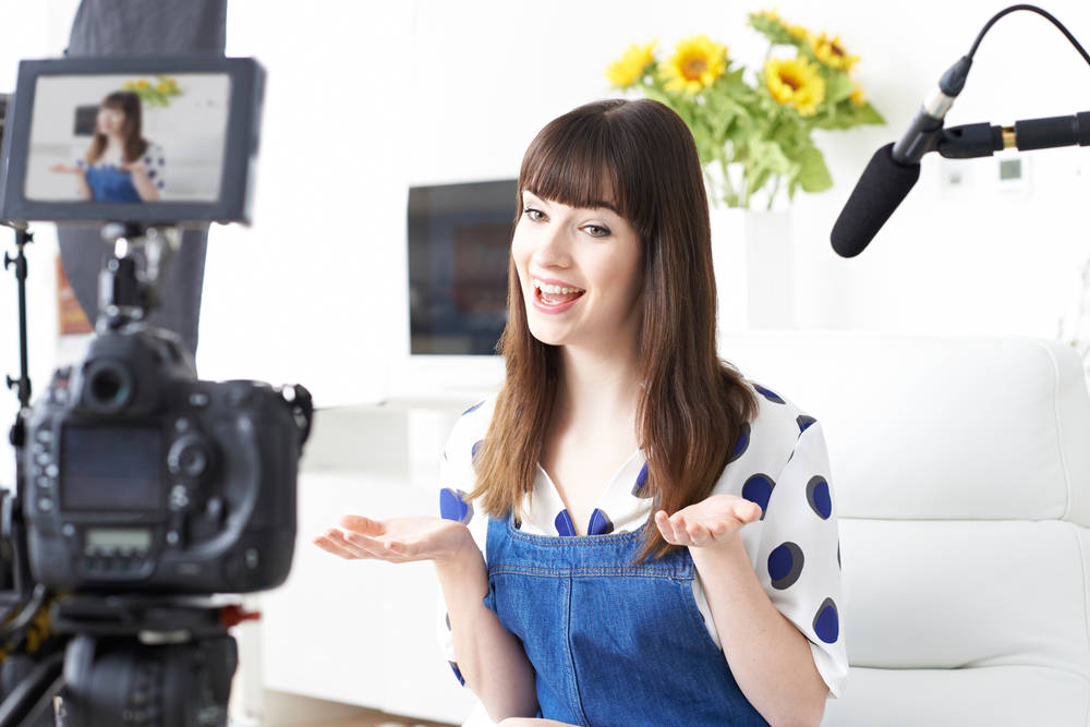 video blogging tips
