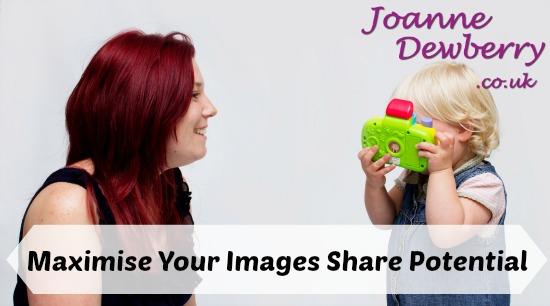 make your images more sharable