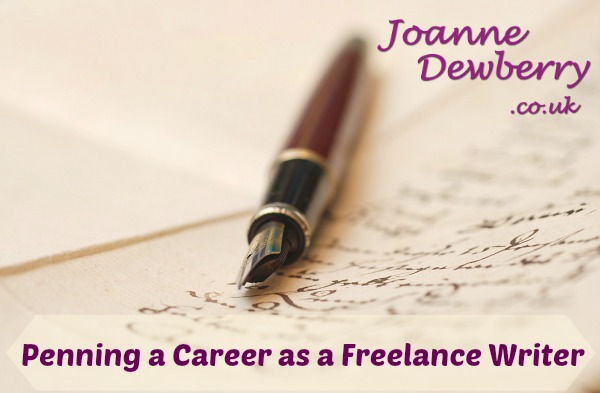 penning a freelance writing career