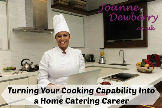 catering career