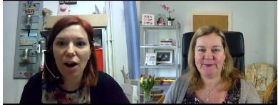 blab emma burford and joanne dewberry