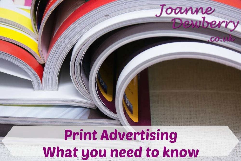 print advertising tips