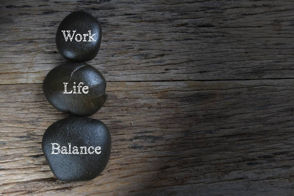 Gaining a Sense of Work Life Balance