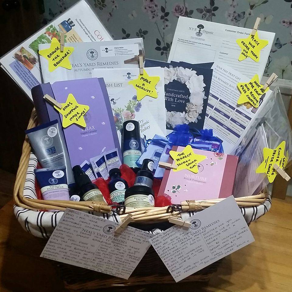 Neals Yard Party Pack