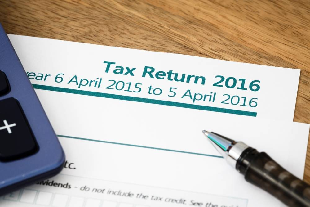 filing a tax return tips