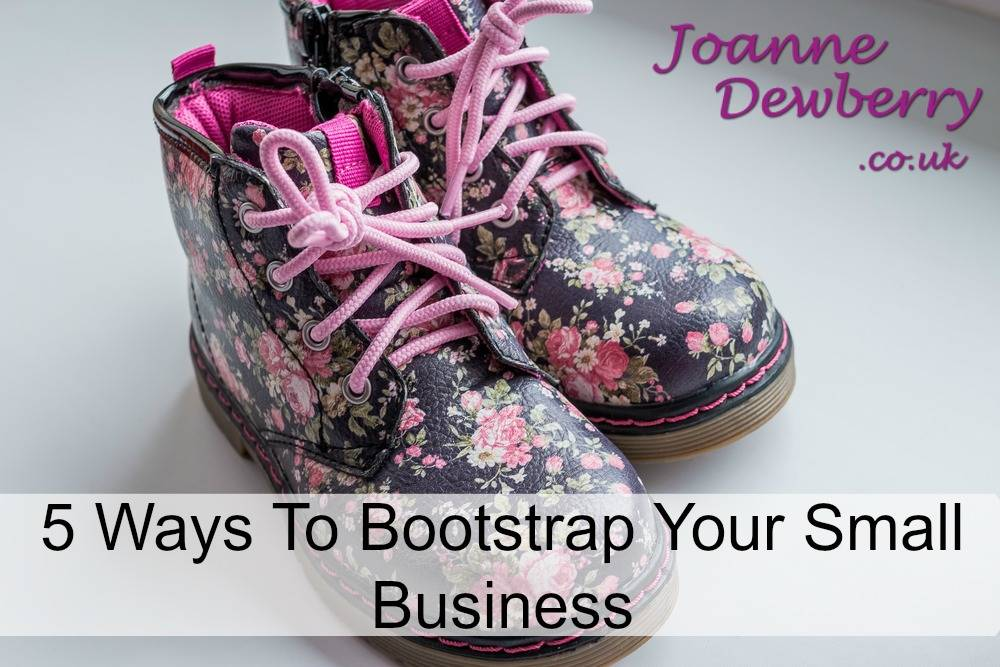 bootstrapping small business