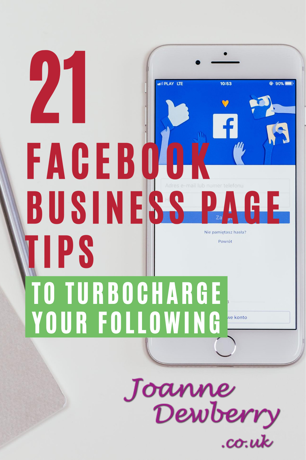 21 facebook tips for business pages