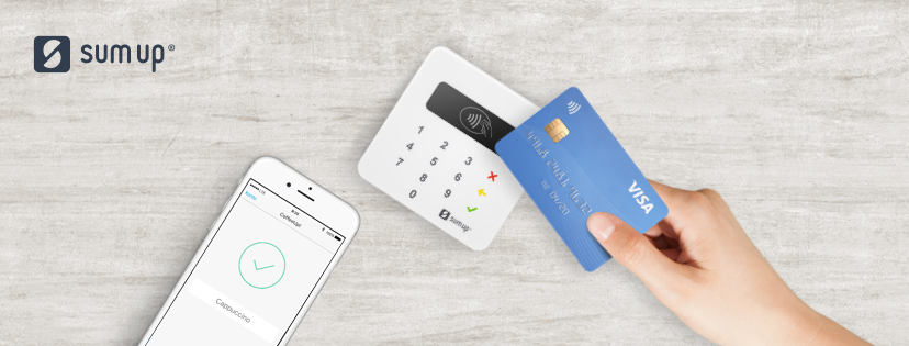 sum up mobile payment card reader