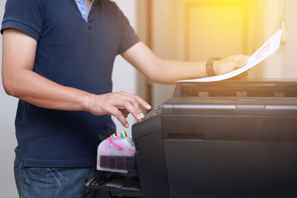 Four ways a home office printer can help your business