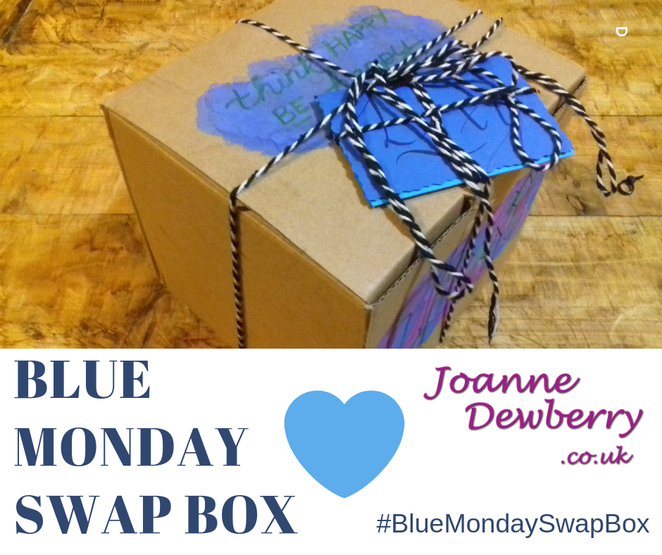 blue monday swap box
