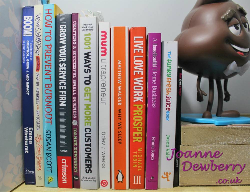 business book review joanne dewberry