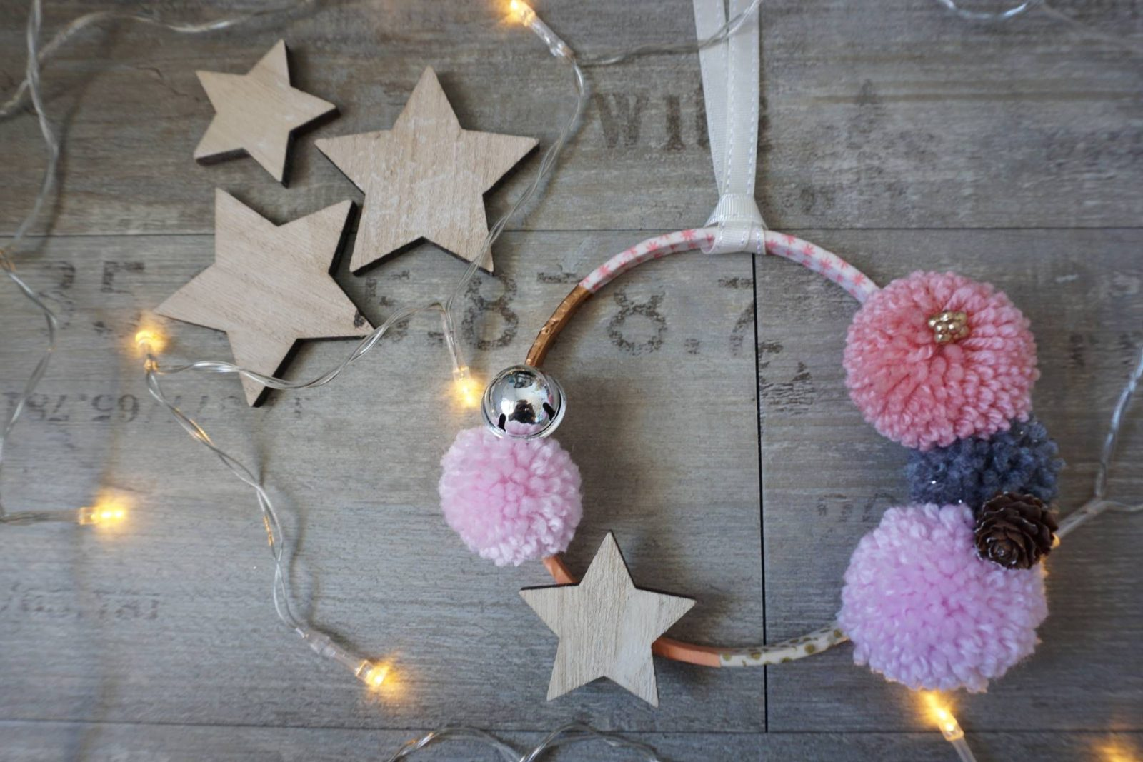 Christmas Wreath Making | Made by me craft parties