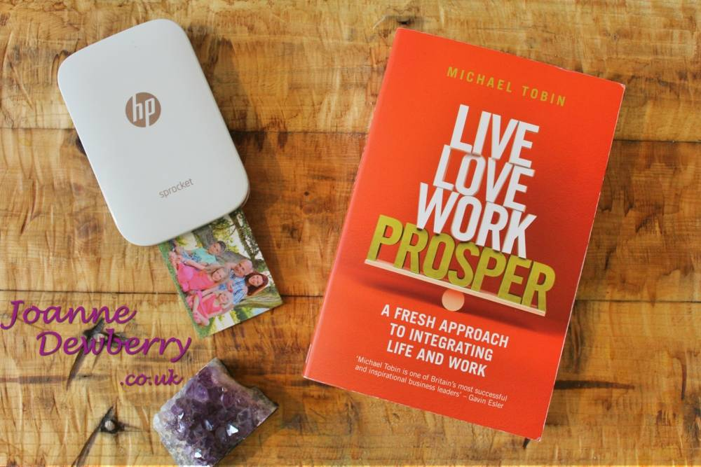 Live, Love, Work, Prosper | Book Review
