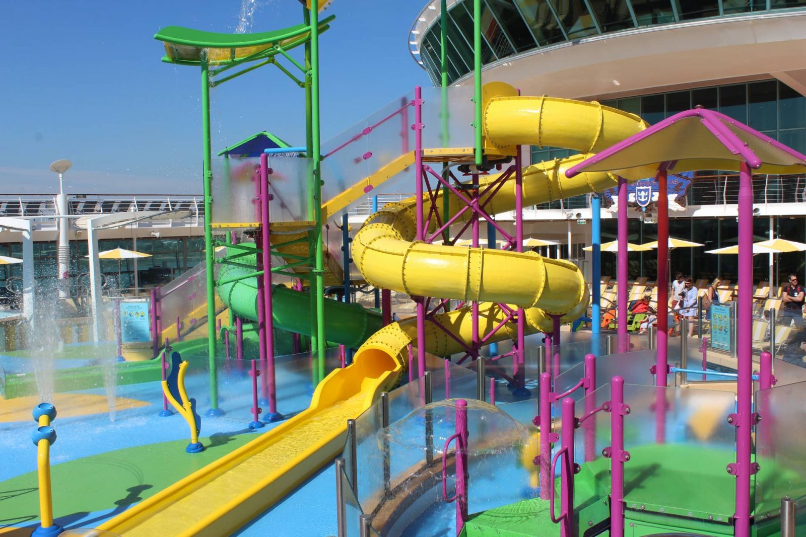 independence of the seas splashaway bay