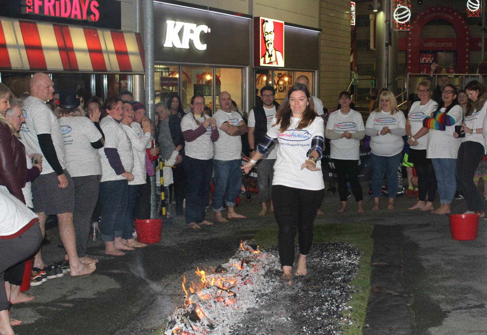 Firewalk #40before40