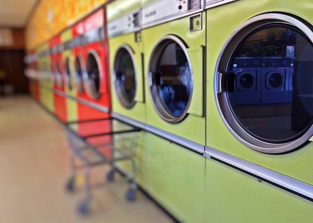 laundrette community hub