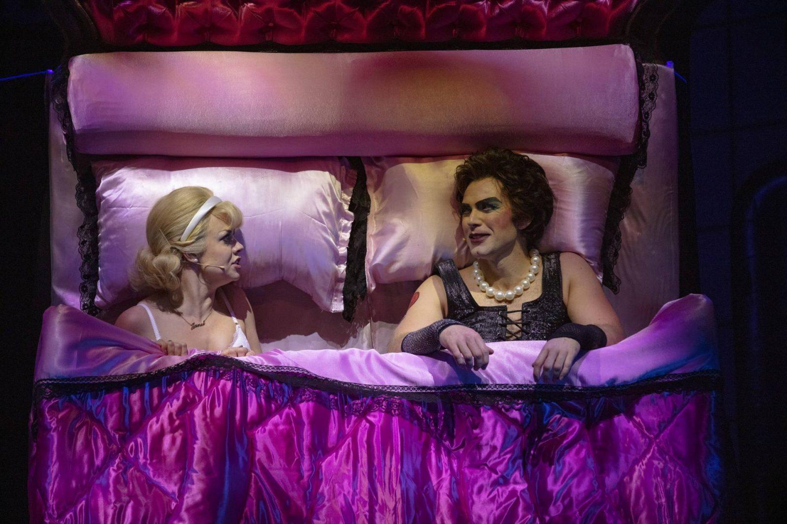 Joanne Clifton Rocky Horror Show