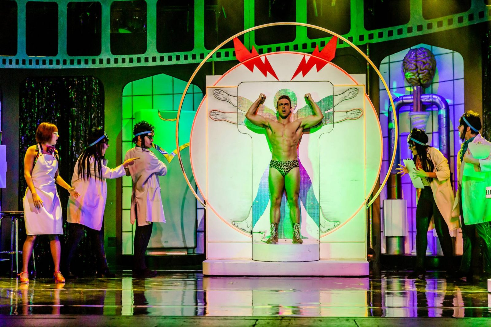 Rocky Horror Show World Tour Bournemouth Pavilion