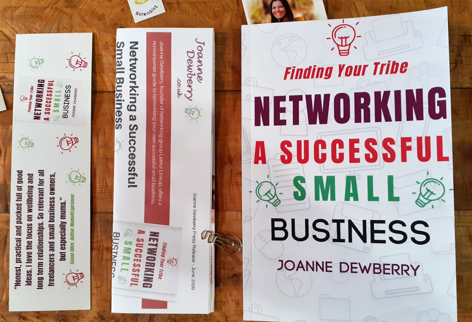 press pack networking a successful small business