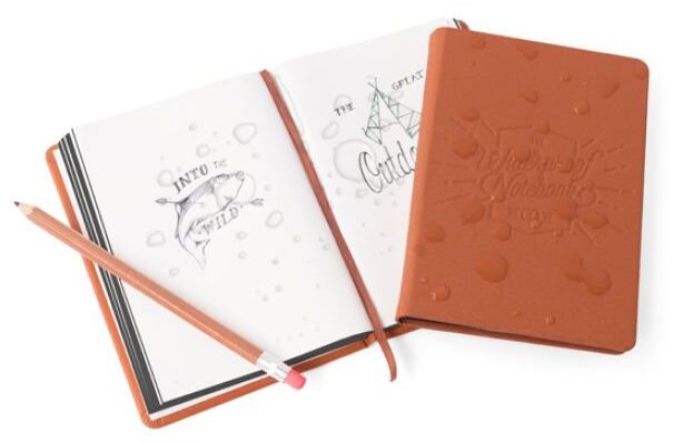 waterproof notebook gifting