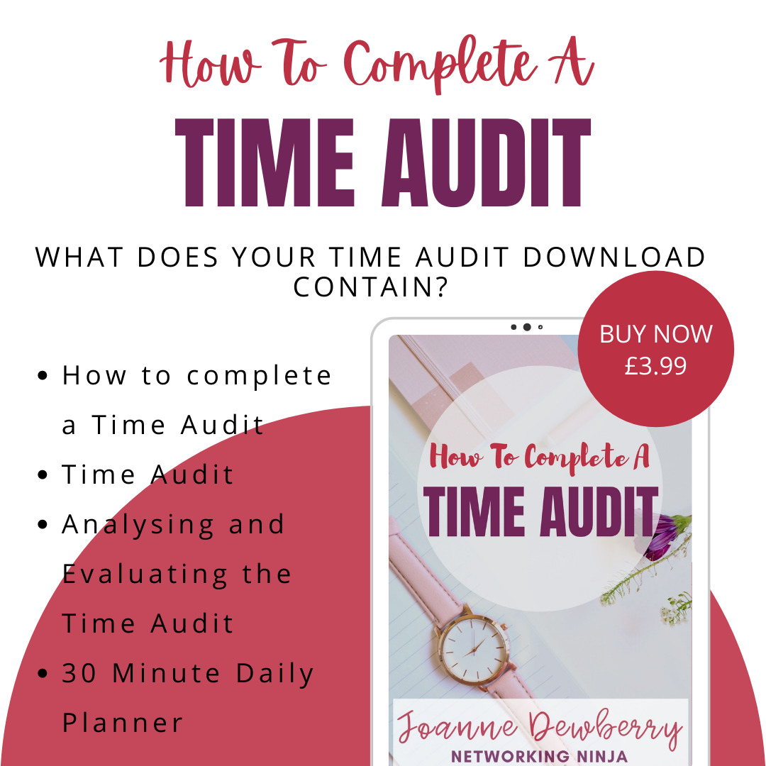 What is a Time Audit Graphic