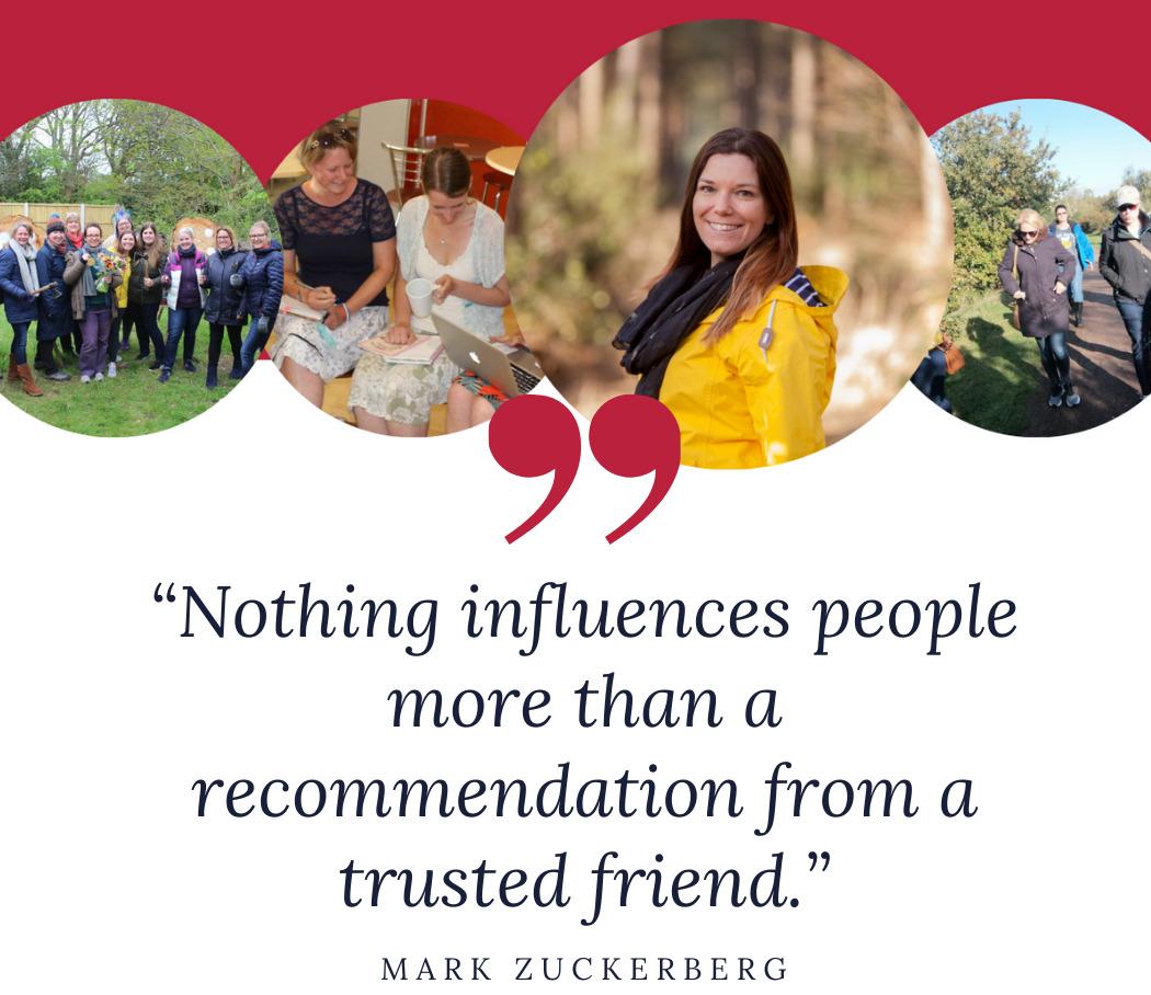 networking a successful small business mark zuckerberg facebook quote
