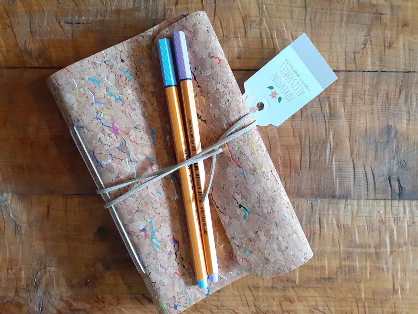 adventure accessories handmade travellers notebook