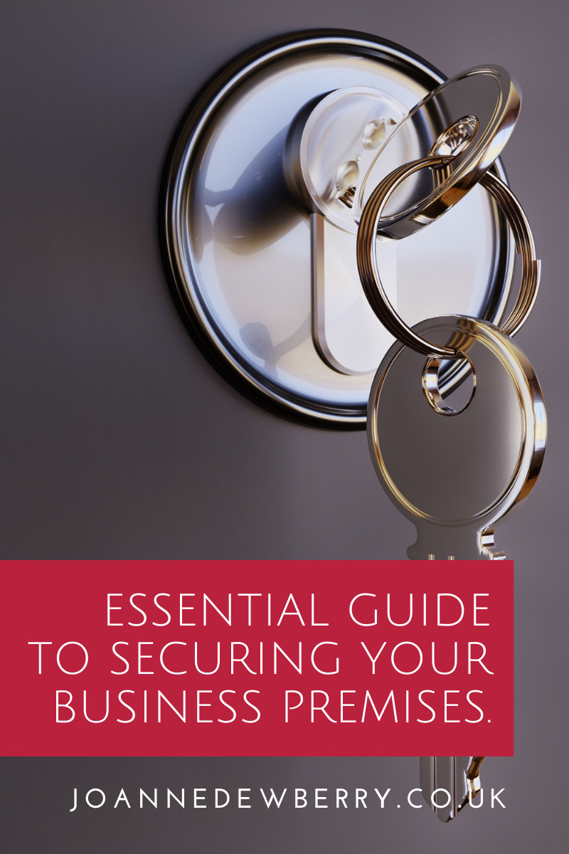 Essential Guide to Securing your Business Premises