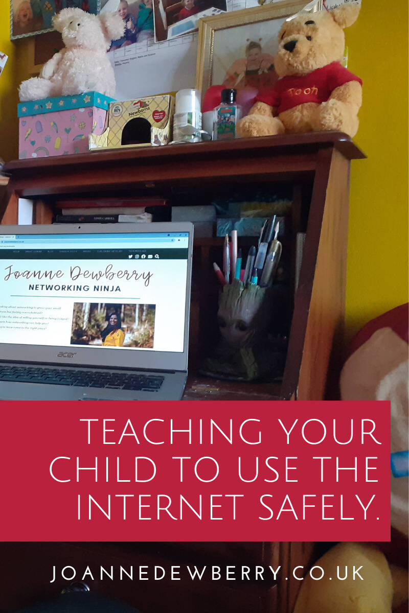 Teaching Your Child to Use The Internet Safely