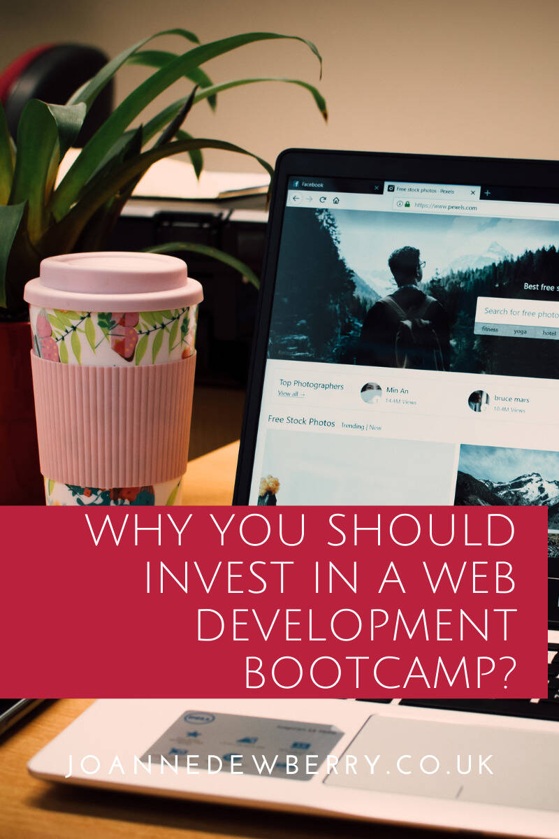 Why You Should Invest In A Web Development Bootcamp?